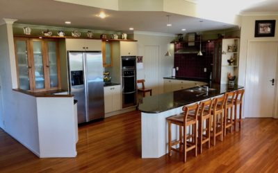 Heaven's Rest B&B - shared modern full kitchen